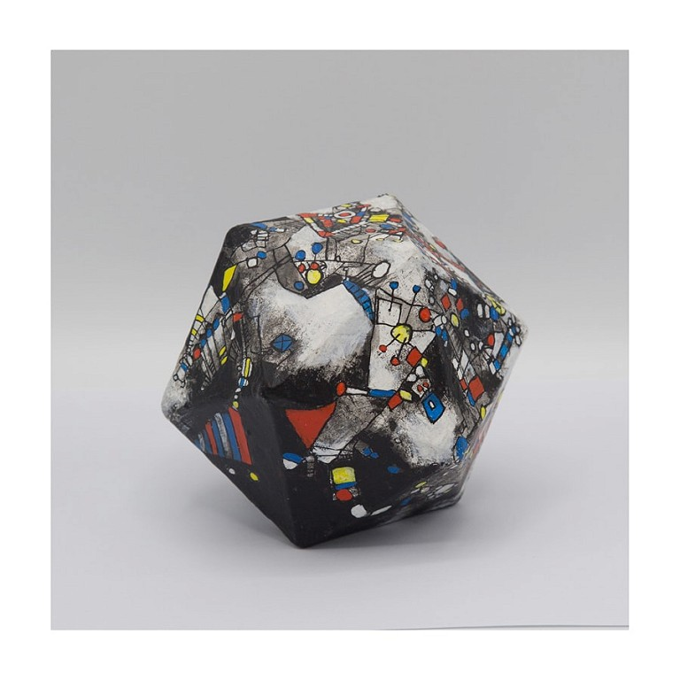 Dodecahedron I -