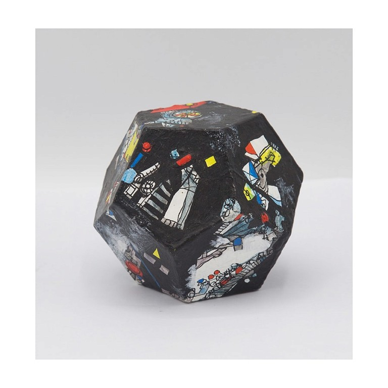 Dodecahedron II -